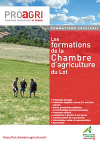 Catalogue des formations 2020-2021