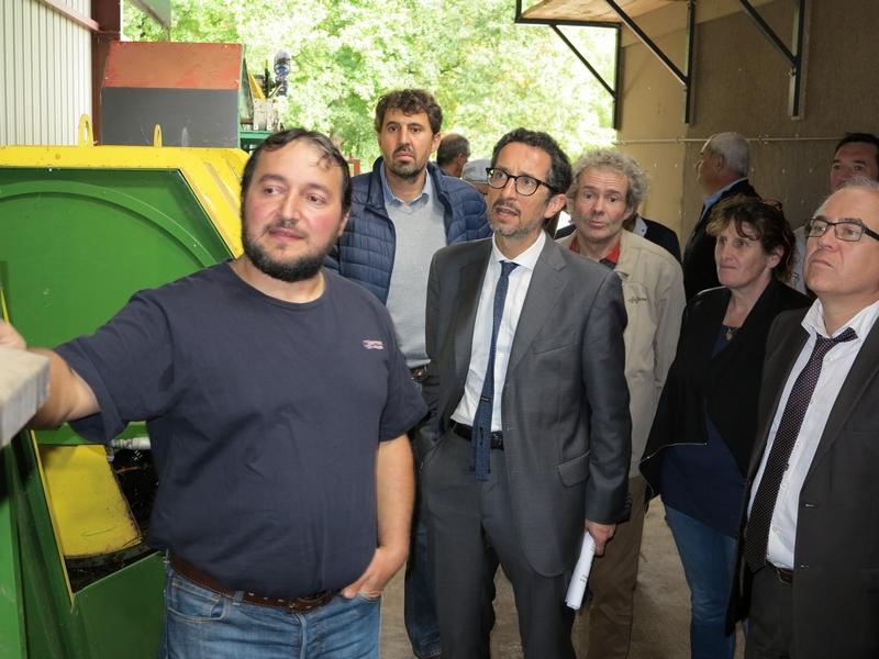 A l invitation de la chambre d agriculture le nouveau - Chambre d agriculture 66 ...