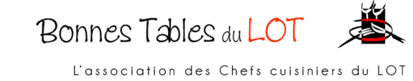 Visitez le site Internet des Bonnes Tables du Lot