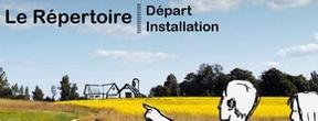 Le répertoire Départ Installation